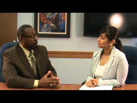 Interview with R. Stephen Green Superintendent of Schools