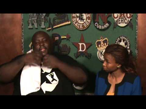 On Top Of My Game Interview with Comedian Big Sam the Model
