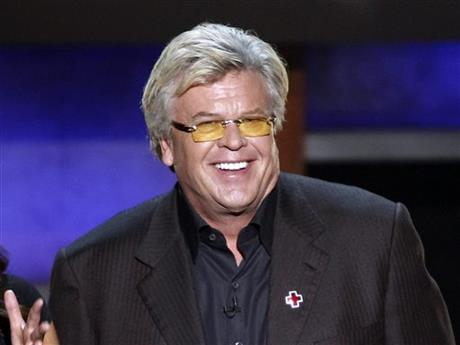 Ron White to host CMT's artist of year special