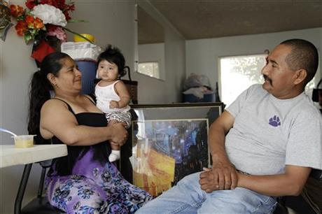 CALIFORNIA LATINOS SHOW DEEP ROOTS IN US