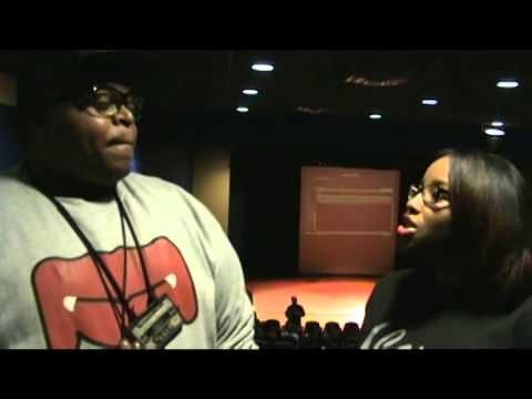 Best Of Both Worlds Fashion Show Interview with CLVR Clark Rooseveltte
