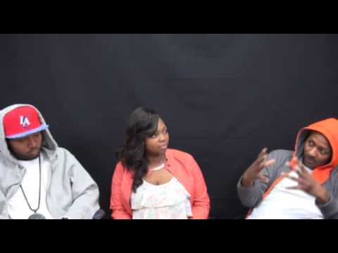 Oprah Brown Interviews Local Rappers T Money & Bird Brown