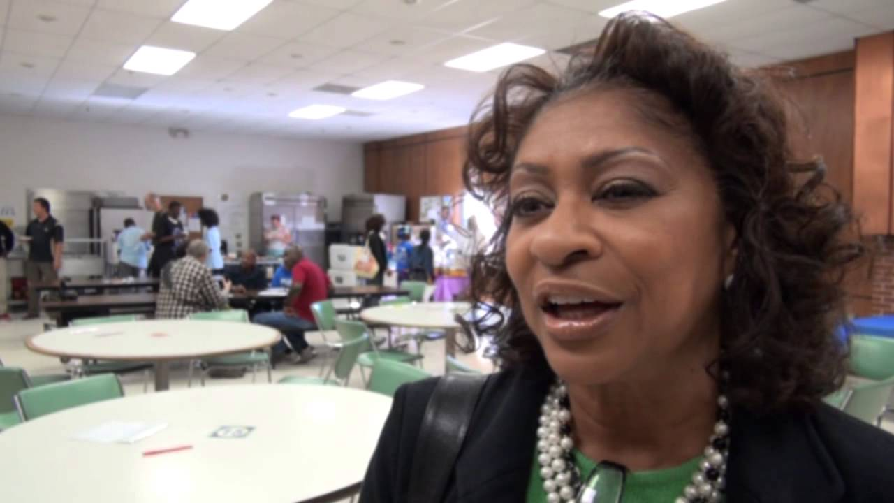 Interview with Superintendent Dr.Marion Brown Ed D