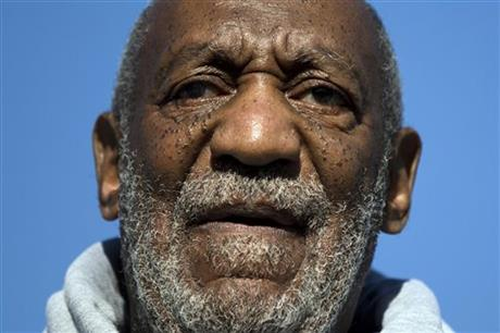 Bill Cosby jokes woman should be careful drinking near him