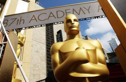 And the winner is … Suspense builds for 87th Oscars