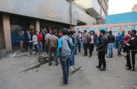 Egypt police arrest 21 soccer fans following deadly stampede