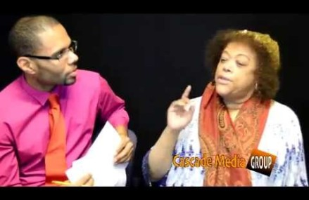 Interview with Carmaletta Williams as Zora Neale Hurston
