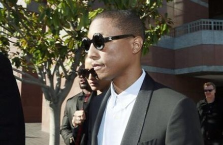 Jury hears closing arguments in 'Blurred Lines' case