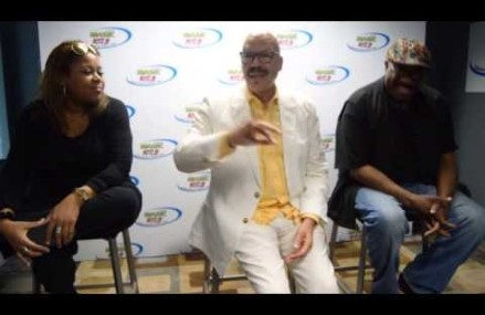 Interview with Tom Joyner, J. Anthony Brown, and Sybil Wilkes.