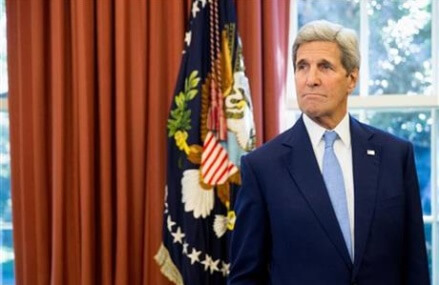 Kerry: US weighs Russia offer of military talks on Syria