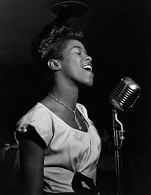 CMG Black History Month Series Sarah Vaughan