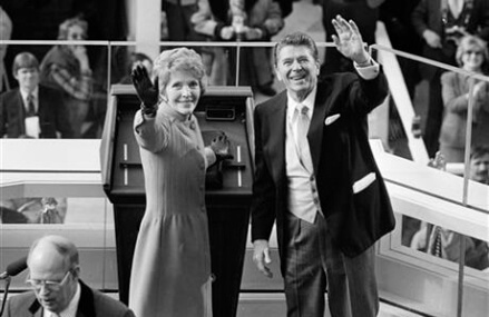 Former first lady Nancy Reagan dies at 94 in California