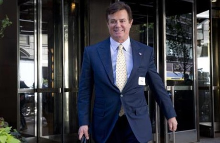 Paul Manafort tied to undisclosed foreign lobbying