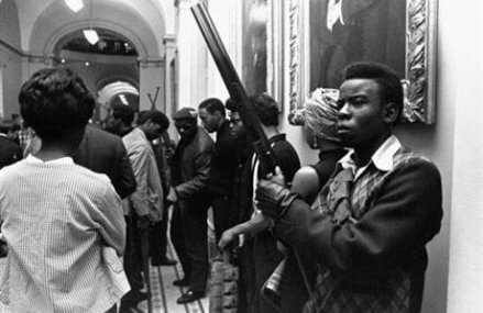 50 years later, Black Panthers look back at party's founding
