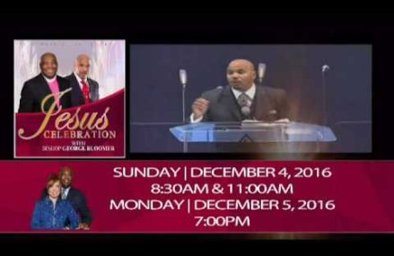 Bishop George Bloomer coming to Victorious Life Church